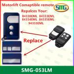 Compatible with 84330E 84333E 84335E Remote control replacement