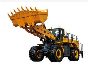 China XCMG Wheel Loader Heavy Road Construction Earthmoving Machinery With Guide Control on sale