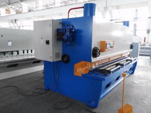 China Metal Shearing Machine/ Flat Bar Shear /Guillotine Shear Machine Manufacturer on sale