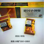 German Small Gun Herbal Sex Enhancement Drug For Men Bigger / Thicker / Longer