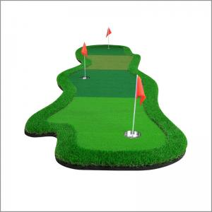 China Tear Resistance Synthetic Golf Putting Green Turf Outdoor on sale