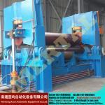 Особенная машина завальцовки МКЛВ11СНК-80*3000 боилера, гибочной машины плиты, трубы нефти и газ