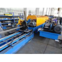 Non-stop High Speed Drywall Track Roll Forming Machine To Australia