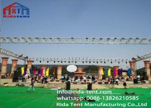 China Multi Functional Aluminum Light Truss For Concert Line Array Speaker on sale
