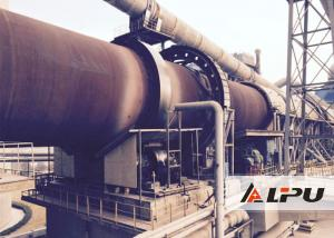 China Smooth Operation Rotary Kiln for Calcining Cement Clinker Lime Refractories on sale