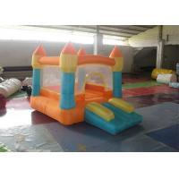 China Mini Colorful Inflatable Bouncer , Durable Inflatable Bouncers Wholesale With Oxford Cloth on sale
