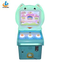 China Acrylic Children's Capsule Toy Machine For Two Players 12 Months Warranty on sale