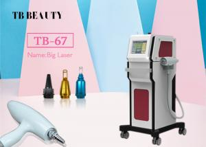 Quality 2500mj Tattoo / Pigmentation Removal ND Yag Skin Rejuvenation Machine for sale