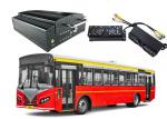 3G Bus Passenger Counter , Vehicle DVR Camera System With RS232 / RS485 Protocol