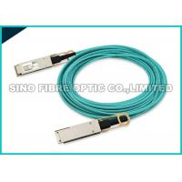 QSFP Active Optical Cable 40G 850nm For Short Range Multi Lane Data Communication