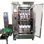 4 heads filling machine automatic weighing filling machine high viscosity filling machine