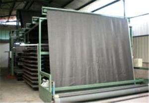 Polypropylene Woven Geotextile Fabric 80 / 70 KN Circle Loom