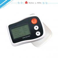 Hand Held White Color Holter Monitor Software For 12 Lead Medical Holter Recorder