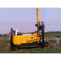 400m Water Well Drilling Rig Machine With Eaton Hydraulic Motor 12T Feed Force