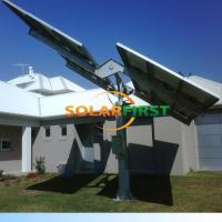 Double Axis Solar Tracker