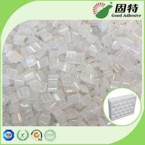 China Yellowish Granule Hot Melt Pellets For  EPE Foam Sheet Bonding Packing Carton.Hot Melt Glue Adhesive For  Sheet Bonding on sale