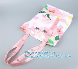 China Cotton Canvas Bag With Inner Pocket, Eco Friendly Organic Cotton Canvas Tote Bag,Canvas Shopping Bag bagease bagplastics on sale
