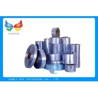 China 50MIC RON PVC Heat Shrink Film For Reverse Printed Shrinkable Labels on sale