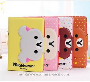 China Japanese cute cartoon tablet bags for ipad mini on sale