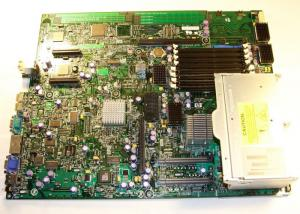 China HP DL380G5 Quad core Server Motherboards 436526-001 407749-001 on sale
