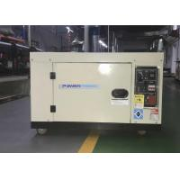 China 3 Phase New Model PDE8500ESS Super Silent 7.5kva Diesel Generator on sale