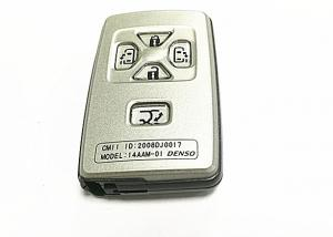 China 4D Chip Toyota Smart Key / Car Door Key Number 89904-28132 For Toyota Previa on sale
