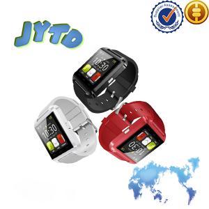 China 2014 China Supplier Multifunction Bluetooth Wrist Watch Smart Watch U8 on sale