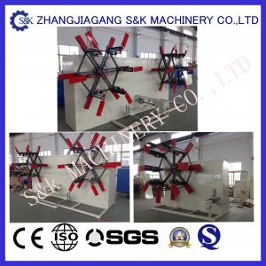 China Plastic PE Pipe Winding Machine  A high degree of automation / Labor cost saving on sale