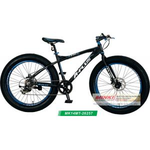 China Alloy 7 Speed Fat Bike with Disk Brakes (MK14MT-26257) on sale