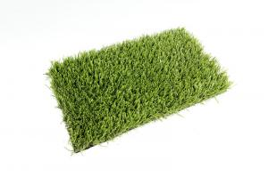 China U Shaped Monofilament Outdoor Artificial Grass For Residential Roofing Decking on sale