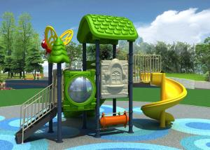 China Fun Plastic Kids Outdoor Playground,Children Garden Play Equipment Children on sale