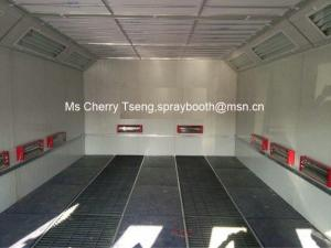 Car Painting Oven Baking Spray Booth Infrared Heating Spray Booth