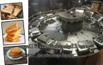 Automatic Kuih Kapit Maker|Kuih Kapit Baking Machine For Commercial Use