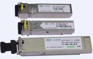 Quality Compatible 10GBASE-ER XFP Optical Transceiver 80KM 1550nm Juniper for sale
