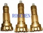 Tungsten Carbide Down The Hole Drilling Button Bits With Less Blockages