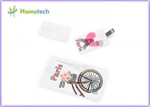 China Credit Card Usb Flash Drive Popular Usb Business Card Plastic on sale