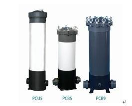 China PVC Cartridge Filter Housing on sale
