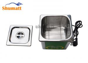 China Injector Cleaning Machine 2L 220V Ultrasonic Tank Cleaner Common Rail Tools CRT006 on sale