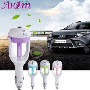 China Auto Power - Off 50ml 12V Portable Car Air Freshener Humidifier on sale