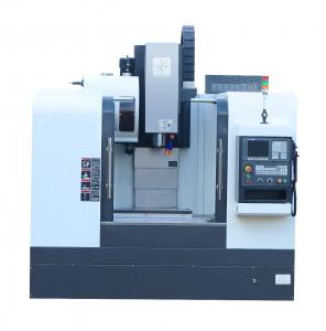 China Vertical Type Metal Milling Machine , Small 5 Axis CNC Milling Machine on sale