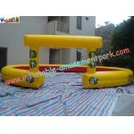 China Car Race Track With High-Quality PVC Tarpaulin Inflatable Sports Games Race Track wholesale