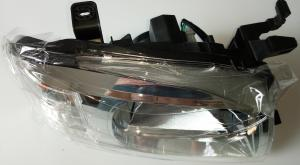 Quality Plastic Head Lamp Car Body Spare Parts For Nissan Pickup Pick Up D22 D23 26010 for sale