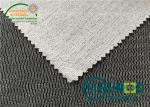 Bleach White / Black Woven Fusing Interfacing With Powder Dot PA Coating