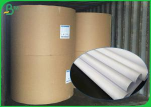 China 60gsm 70gsm 80gsm Offset Printing Paper / White Bond Paper Roll Grade AA on sale
