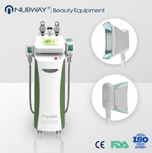 China Hot selling 2014 Cryolipolysis / Freezing Slimming Machine Radio Frequency for fat removal on sale