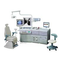 ENT Treatment Unit Dental Clinic Equipments ENT Workstation With LCD Control System