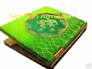 China Wulong Goth Prototype Custom Green Dragon on sale