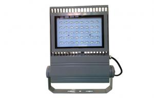 China 8800Lumen 80W IP67 DLC High Power LED Flood Light Philips Chip For Architecture Lighting on sale