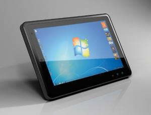 """China 9.7"""" 1.6Ghz windows based tablet pcs with Intel Atom N2600 Dual Core HDMI on sale"""