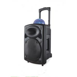 China Outdoor Active Disco Light Bluetooth Speaker Portable Party Speakers With Laser Light on sale
